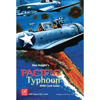 Pacific Typhoon Board Game