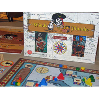 Winds of Plunder Board Game