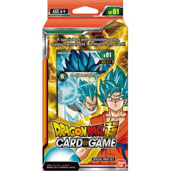 Dragon Ball Super TCG - Galactic Battle - Special Pack Set