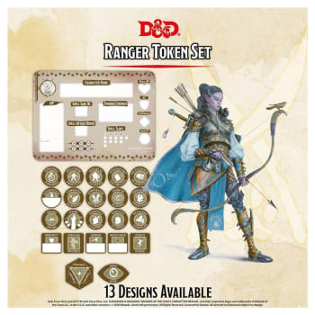 Dungeons & Dragons: Ranger Token Set (Fifth Edition)