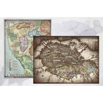 Dungeons & Dragons: Out of the Abyss - Map Set