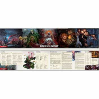 Dungeons & Dragons: Dungeon of the Mad Mage - DM Screen