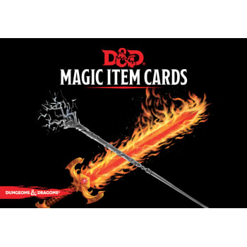 Dungeons & Dragons: Magic Item Cards (Fifth Edition)