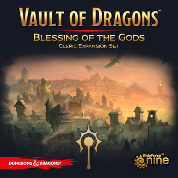 Dungeons & Dragons: Vault of Dragons - Blessing of the Gods Cleric Expansion Set