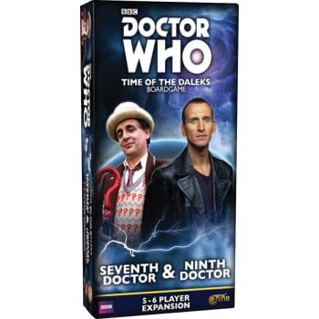Doctor Who: Time of the Daleks - Seventh Doctor & Ninth Doctor Expansion