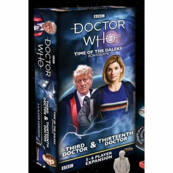 Doctor Who: Time of the Daleks - Third Doctor & Thirteenth Doctor Expansion
