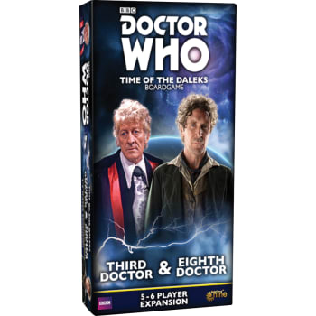 Doctor Who: Time of the Daleks - Third Doctor & Eighth Doctor Expansion