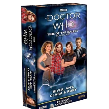 Doctor Who: Time of the Daleks - Pond Companions
