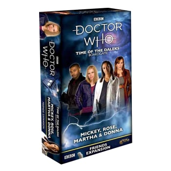 Doctor Who: Time of the Daleks - Rose Companions