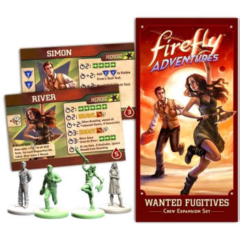 Firefly Adventures: Wanted Fugitives Expansion