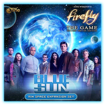 Firefly The Game: Blue Sun Expansion