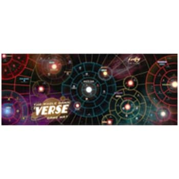 Firefly The Game: The Whole Dam 'Verse Vinyl Game Mat