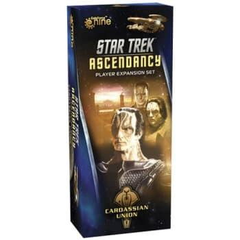 Star Trek: Ascendancy - Cardassian Union Player Expansion Set