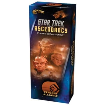 Star Trek: Ascendancy - Ferengi Alliance Player Expansion Set