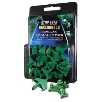 Star Trek: Ascendancy - Romulan Ship Pack