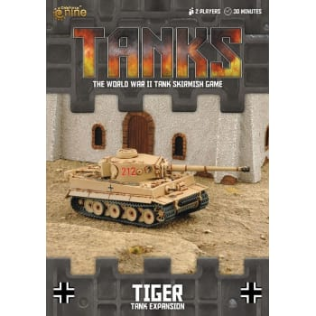 Tanks: Tiger