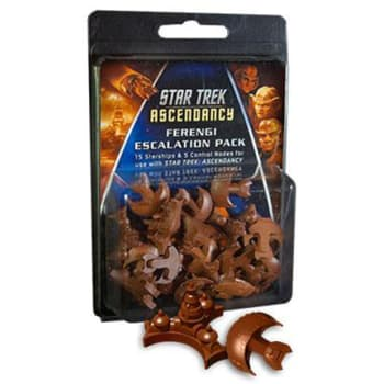 Star Trek: Ascendancy - Ferengi Ship Pack