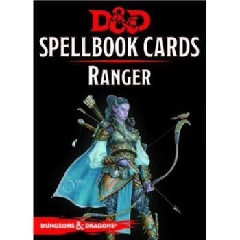 Dungeons & Dragons: Ranger Spellbook Cards (Fifth Edition) (2017 Edition)