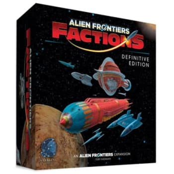 Alien Frontiers: Factions -  Definitive Edition