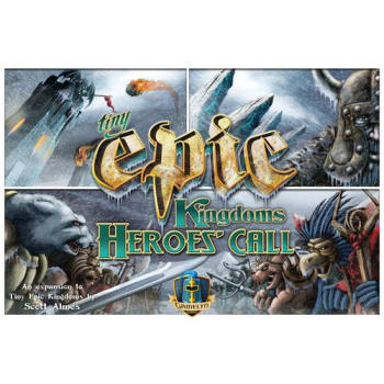Tiny Epic Kingdoms: Heroes' Call Expansion
