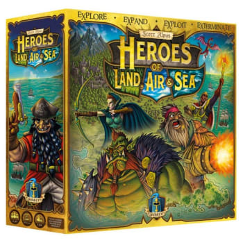 Heroes of Land, Air, and Sea