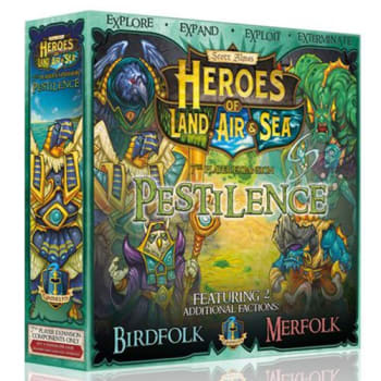 Heroes of Land, Air, and Sea: Pestilence Expansion