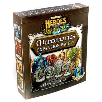 Heroes of Land, Air, and Sea: Mercenaries Expansion Pack 1