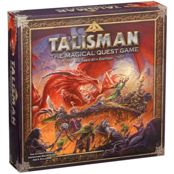 Talisman Revised 4th Edition (Ding & Dent)