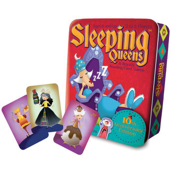 Sleeping Queens Card Game (10th Anniversary Edition)