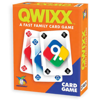 Qwixx Card Game