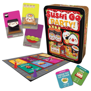 Sushi Go Party! (Ding & Dent)