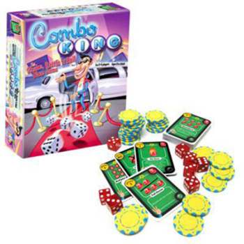 Combo King Dice Game