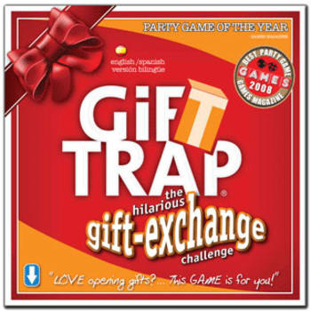 GiftTRAP 3rd Edition Board Game