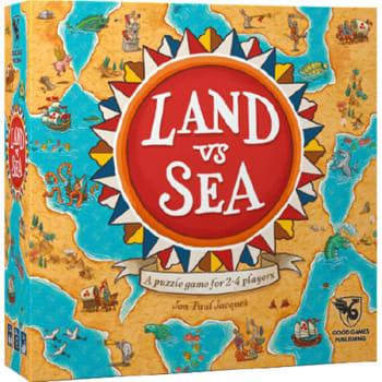Land vs Sea