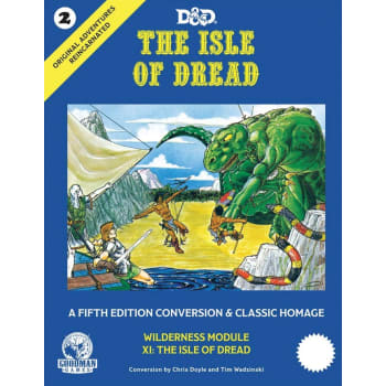 Original Adventures Reincarnated 2: The Isle of Dread