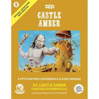 Original Adventures Reincarnated 5: Castle Amber