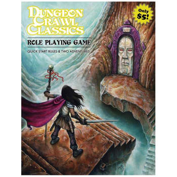 Dungeon Crawl Classics: Quick Start Rules