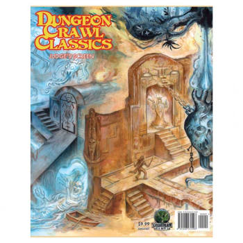 Dungeon Crawl Classics: Judges Screen (Limited Edition)