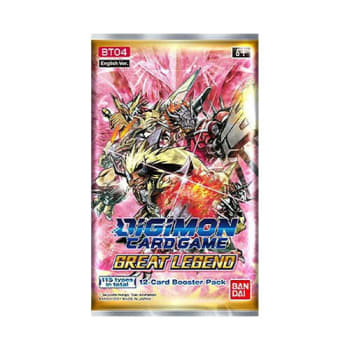 Digimon TCG - Great Legend - Booster Pack