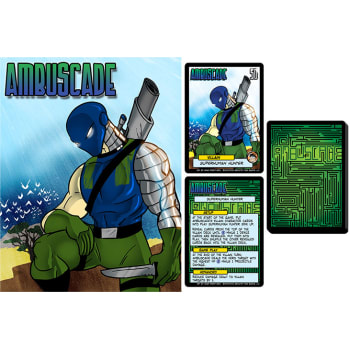 Sentinels of the Multiverse: Ambuscade Mini Expansion