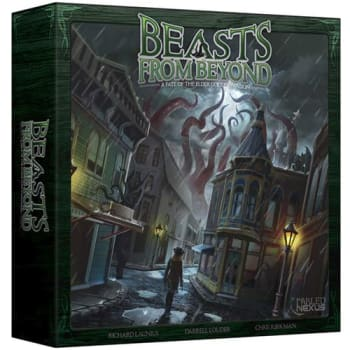 Fate of the Elder Gods: Beasts from Beyond Expansion