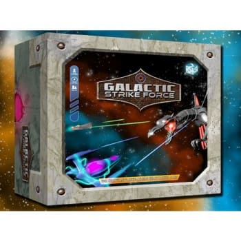 Galactic Strike Force: The Cooperative Deck Building Game