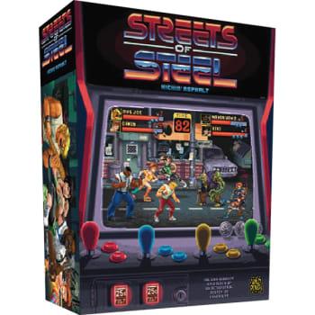 Streets of Steel: Kickin Asphalt