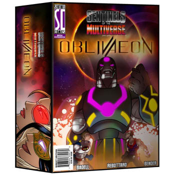 Sentinels of the Multiverse: OblivAeon Expansion