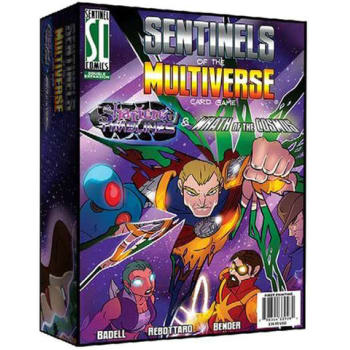 Sentinels of the Multiverse: Shattered Timelines & Wrath of the Cosmos Double-Expansion