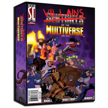 Sentinels of the Multiverse: Villains of the Multiverse Expansion