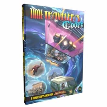 Mutants & Masterminds: Time Traveler's Codex