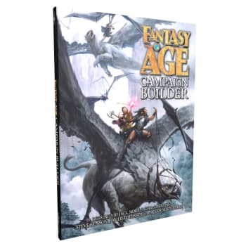 Fantasy AGE: Campaign Builders Guide