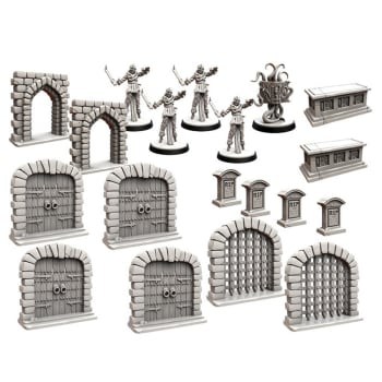 Folklore: The Affliction - Terrain Minatures Pack 2nd Edition