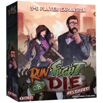 Run Fight or Die: Reloaded 5-6 player Expansion